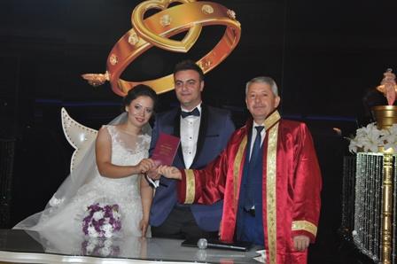 Seher İle Hakkı Evlendi