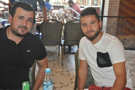 Mehmet Çağlak, Ömer Ali İle Birlikte