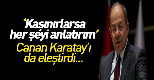 Sağlık Bakanı Recep Akdağ'dan GATA çıkışı