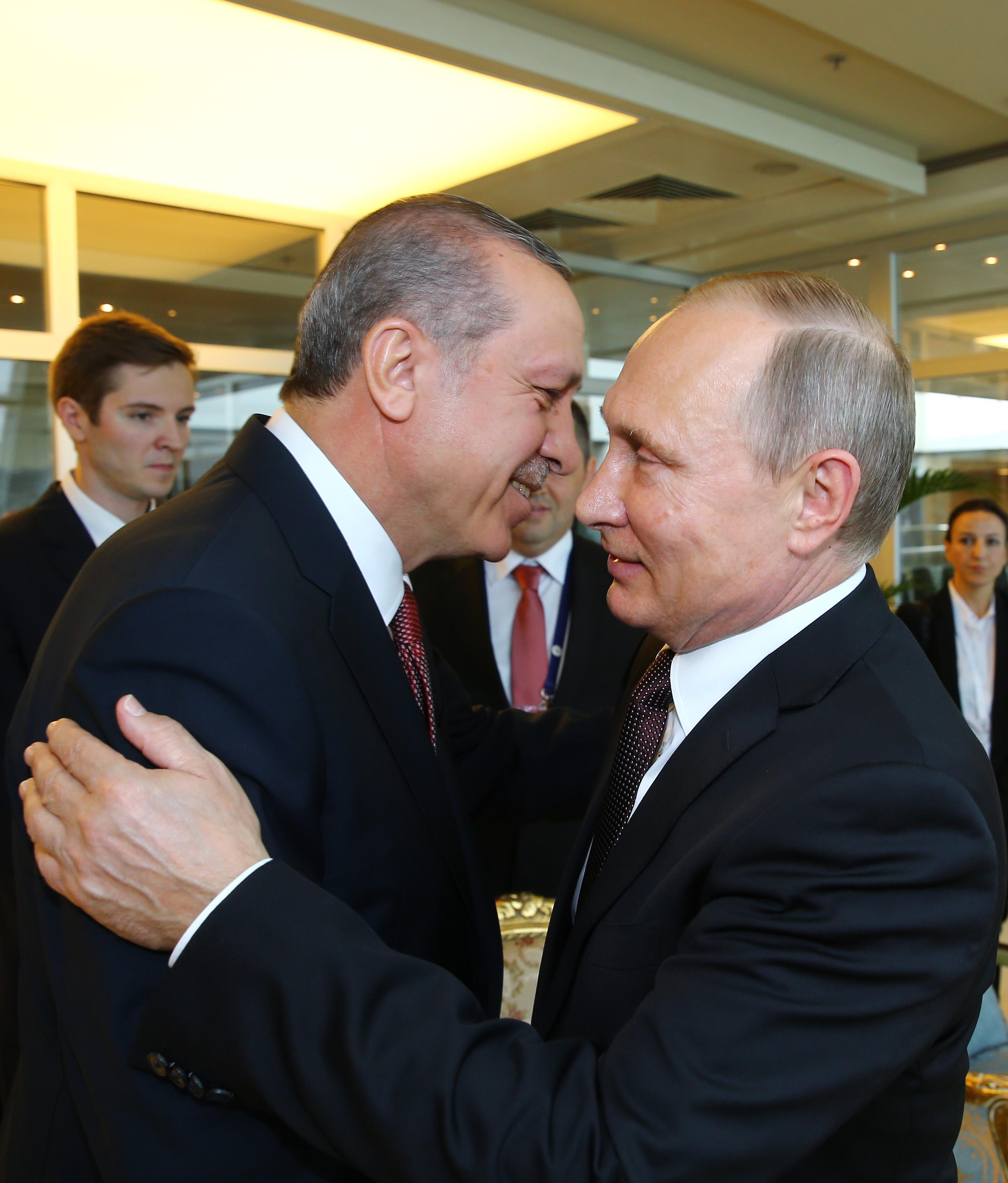 """Rusya ile """"Enerji Anlaşmaları"""" Konya için de önemli"""