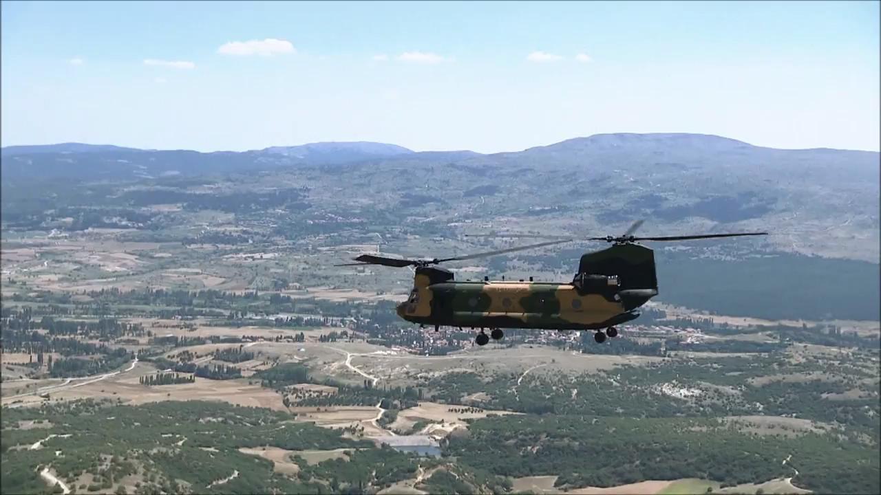 TSK'ya yeni helikopter