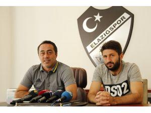 Elazığspor Teknik Direktörü Temizkanoğlu: