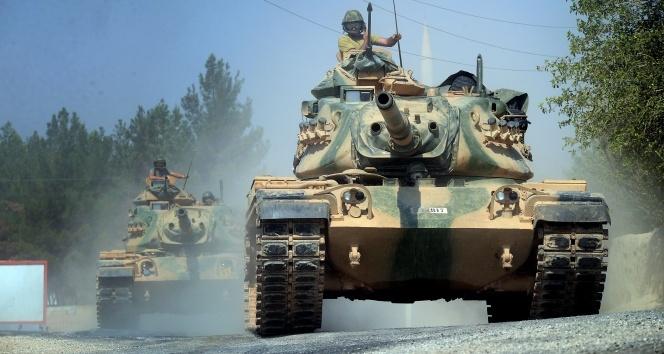 Özgür Suriye Ordusu DAEŞ'ın kontrolündeki 2 köyü aldı