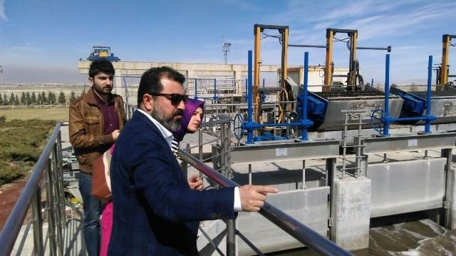 Atık su tesisleri revizyon ediliyor