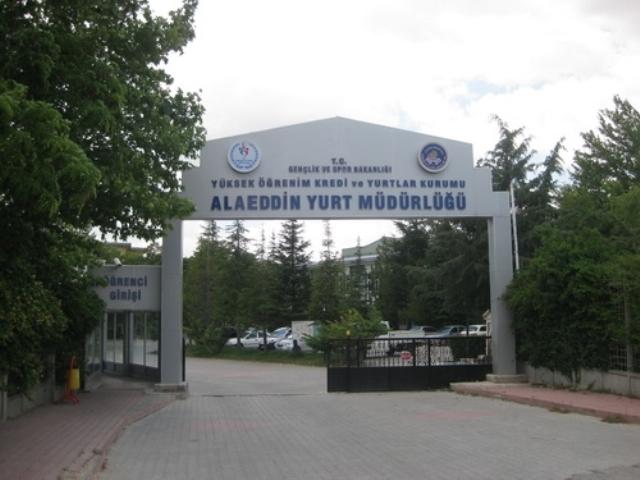 FETÖ Konya'da, KYK'lara abi-abla sızdırmış