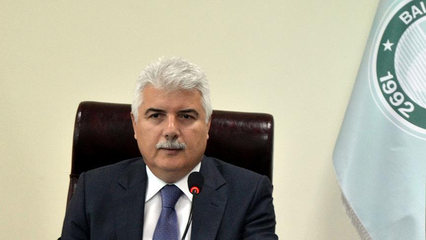 Eski Balıkesir Üniversitesi Rektörü Prof. Dr. Alkan tutuklandı