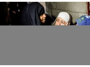 İsrail'in öldürdüğü Filistinli çocuğun cenaze töreni