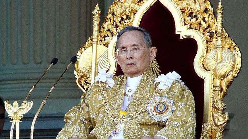 Tayland Kralı Adulyadej hayatını kaybetti
