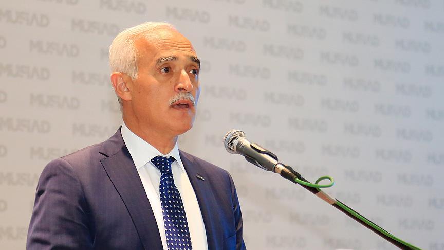 MÜSİAD Genel Başkanı Olpak: Türkiye-Rusya ilişkileri bundan sonra hızlı ve olumlu şekilde gelişecek