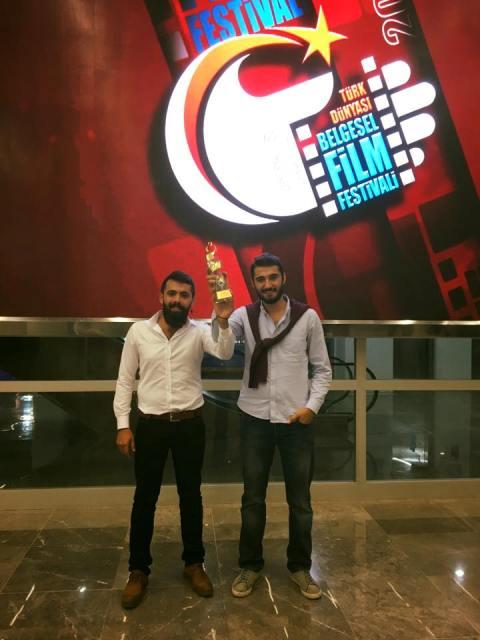 Türk Dünyası Belgesel Film Festivali'nden Selçuk İletişim'e ödül