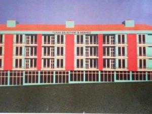 Yunak'a yeni bir iş merkezi kazandırılıyor