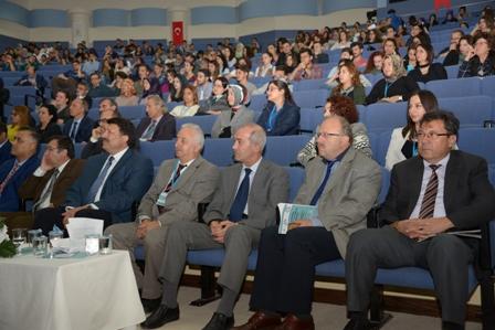 6. Uluslararası Karşılaştırmalı Edebiyat Bilimi Kongresi Başladı
