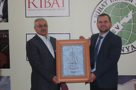 Ribat'tan  Evlad-ı Fatihan'a büyük destek