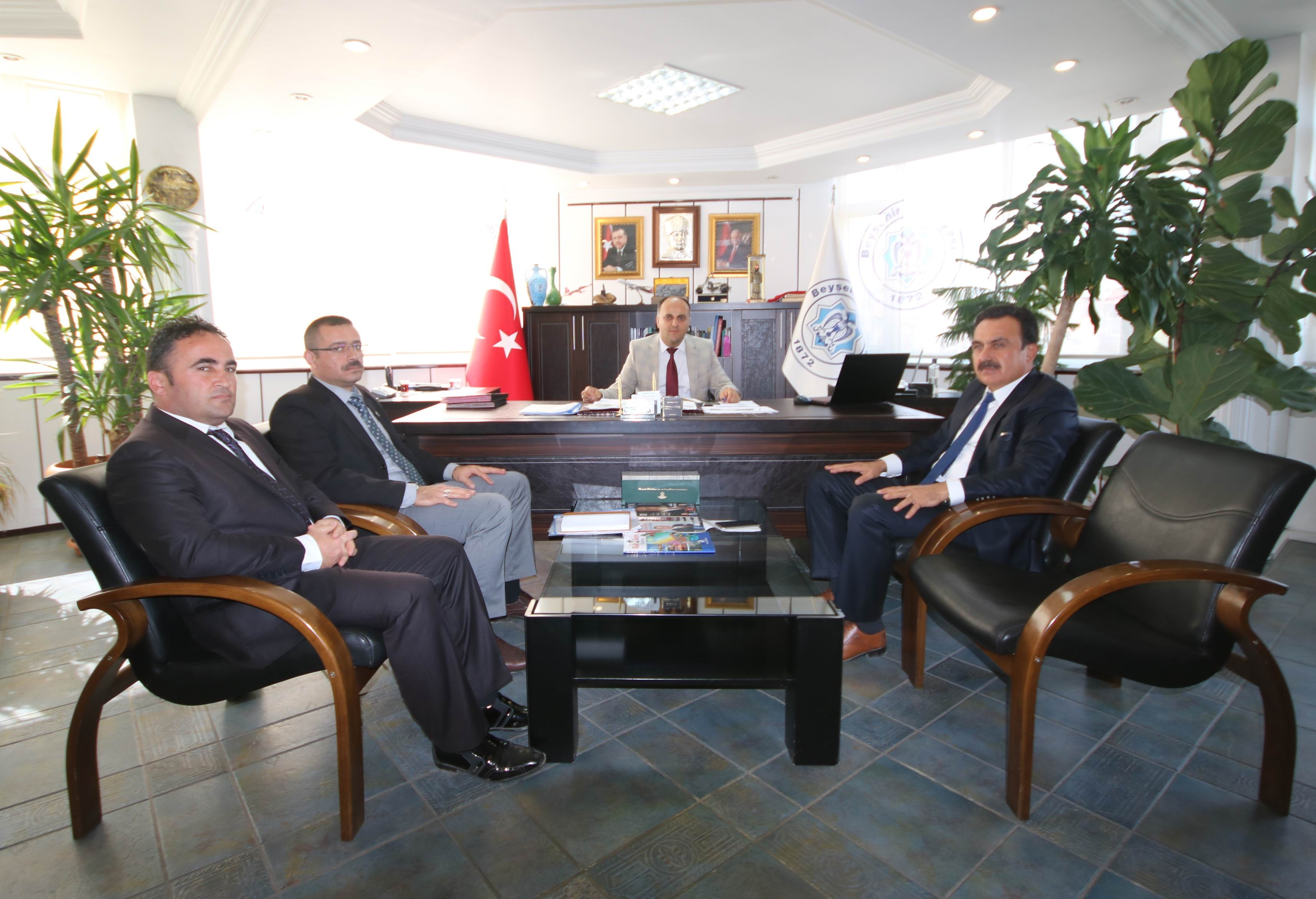 Ersöz Beyşehir'deydi