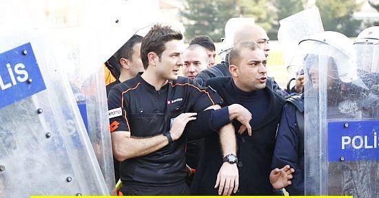Anadolu'nun maçını Balcı yönetecek