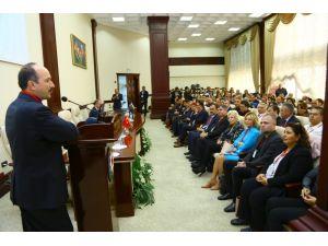 Türk ve Azeri Adli Tıp ve Patoloji uzmanları Bakü'de buluştu