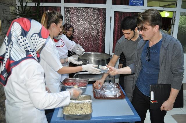 Seydişehir KYK aşure etkinliği düzenlendi