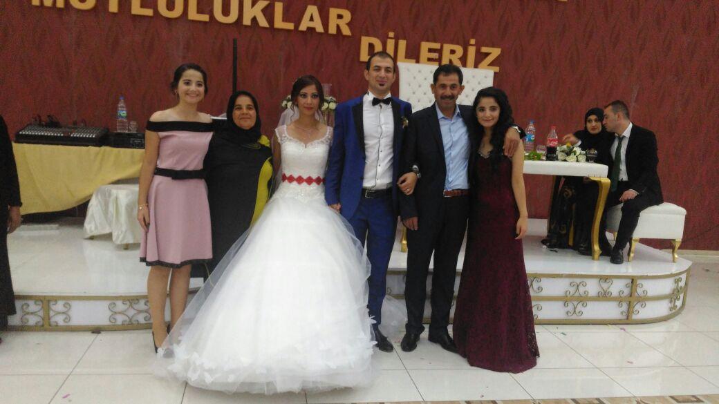İsmail Özkan'ın mutlu günü