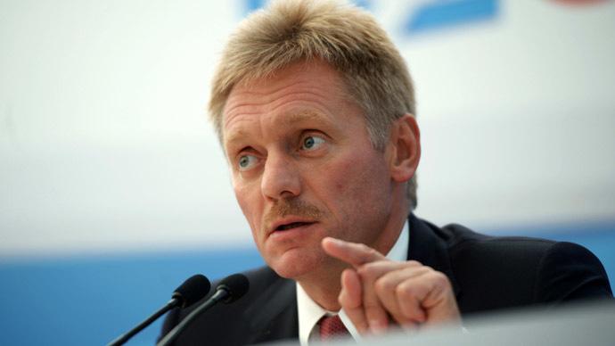Kremlin Basın Sözcüsü Peskov:Türk tarafının istemesi halinde