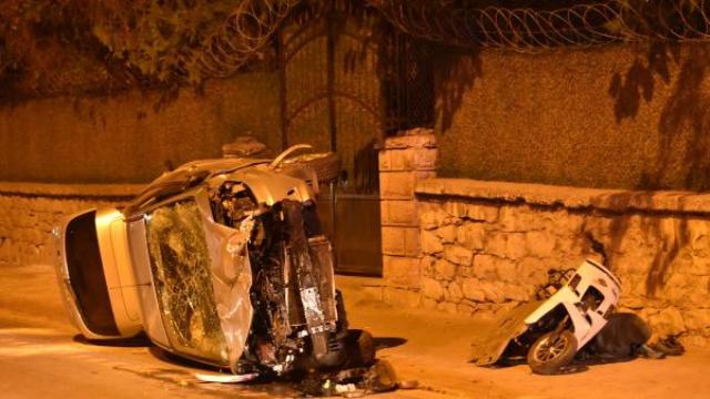 Konya'da Otomobil, Kaldırımdaki Bisikletlilere Çarptı: 1 Ölü, 5 Yaralı
