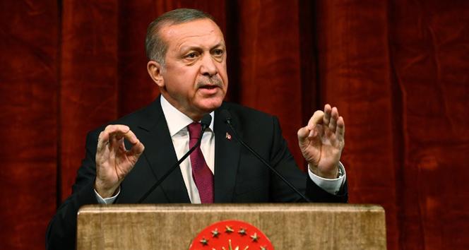 Erdoğan: FETÖ'cü hainleri vatandaşlıktan atacağız