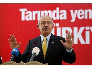 """""""Trakya Tarımının Sorunları ve CHP'nin Çözümleri"""" toplantısı"""