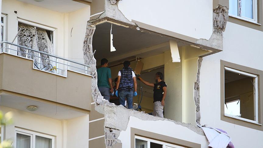 Gaziantep'te DEAŞ'ın canlı bomba hücreleri sorumlusu öldürüldü