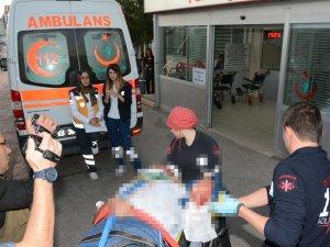 Aksaray-Konya yolunda kaza