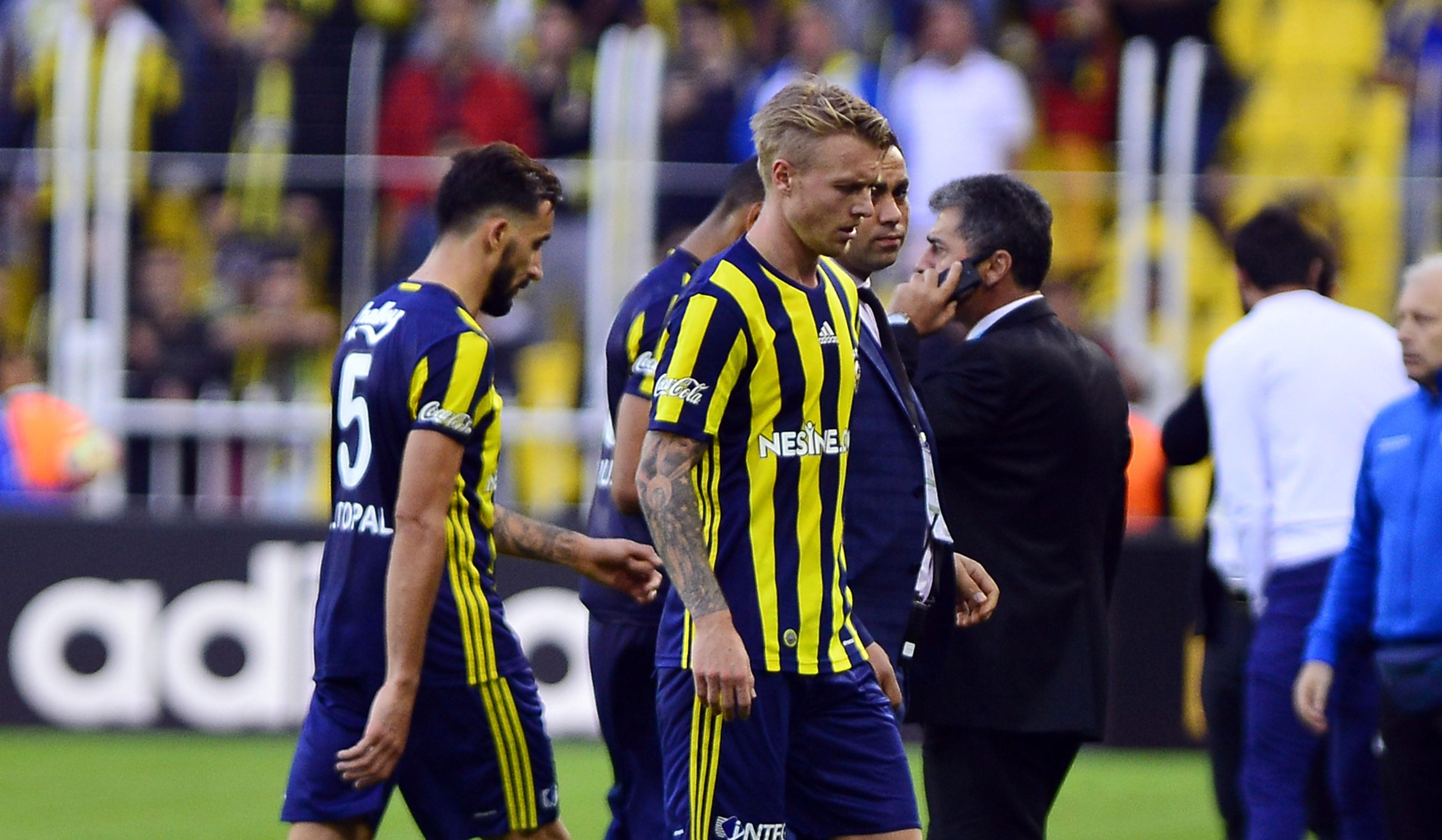 Fenerbahçe'ye Kadıköy'de soğuk düş
