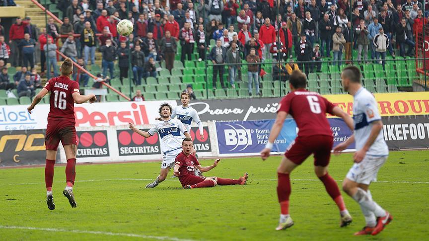 Saraybosna derbisi golsüz bitti