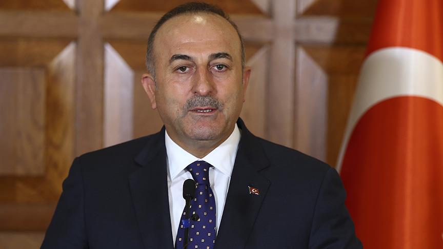 Çavuşoğlu: Fırat Kalkanı'nda hedef Bab ilçesine kadar gitmek