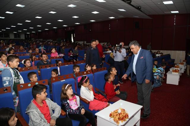 Ereğli'de çocuklar tarihe yolculuk etti