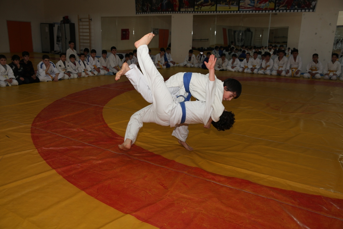Konya'da judo rüzgârı
