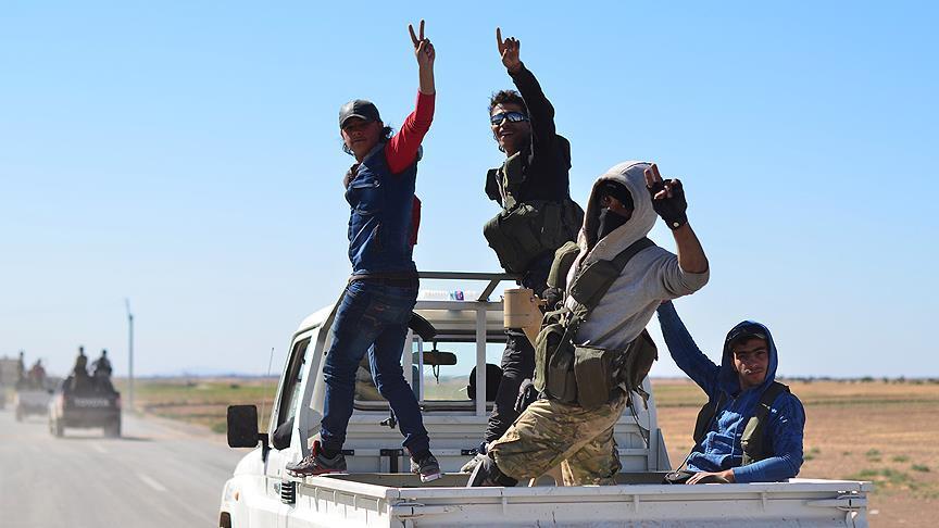 Katar, Soran ve Dabık'ın kurtarılmasını memnuniyetle karşıladı