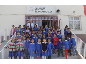 Suriyeli çocuklar, karma eğitimle okula başladı