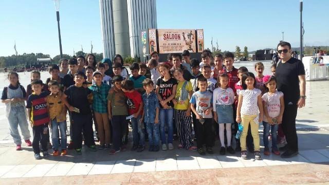 Tekvandoculara Expo Antalya gezisi