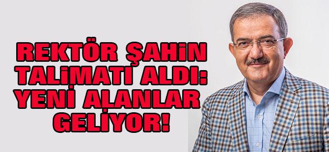 Mustafa Şahin, talimatı aldı!
