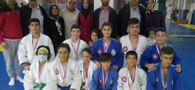 Judo müsabakaları tamamlandı