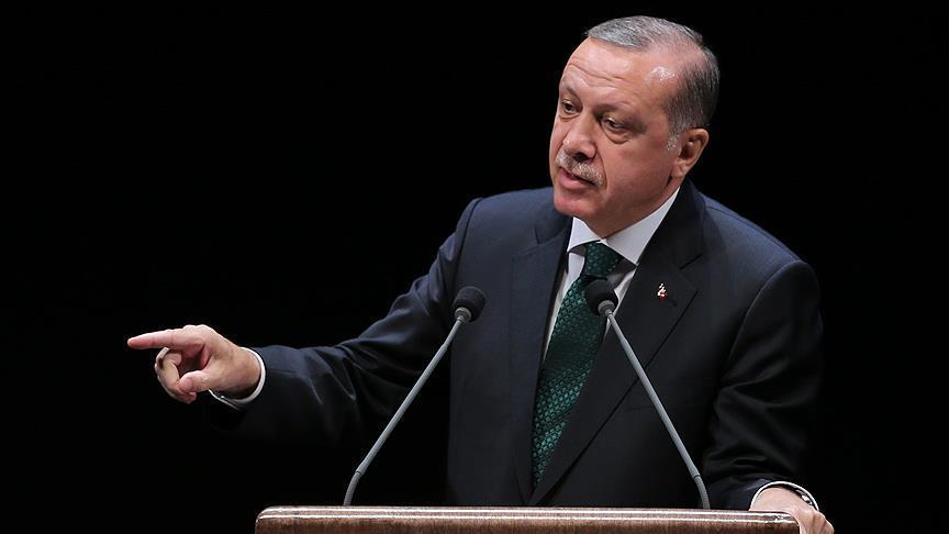 Cumhurbaşkanı Erdoğan,Yükseköğretim Akademik Yılı Açılış Töreni'nde konuştu
