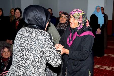 Karadiğin Sosyal Tesisi ve Camisi hizmete açıldı