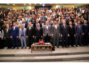 """""""15 Temmuz Darbe Girişimi ve Devletin Yeniden Yapılanma İhtiyacı"""" Konferansı"""