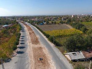 Kanal Caddesi 3 şeritli yol oluyor