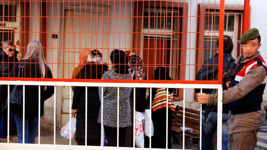 FETÖ'nün kadın mahrem imamlarına yönelik operasyon