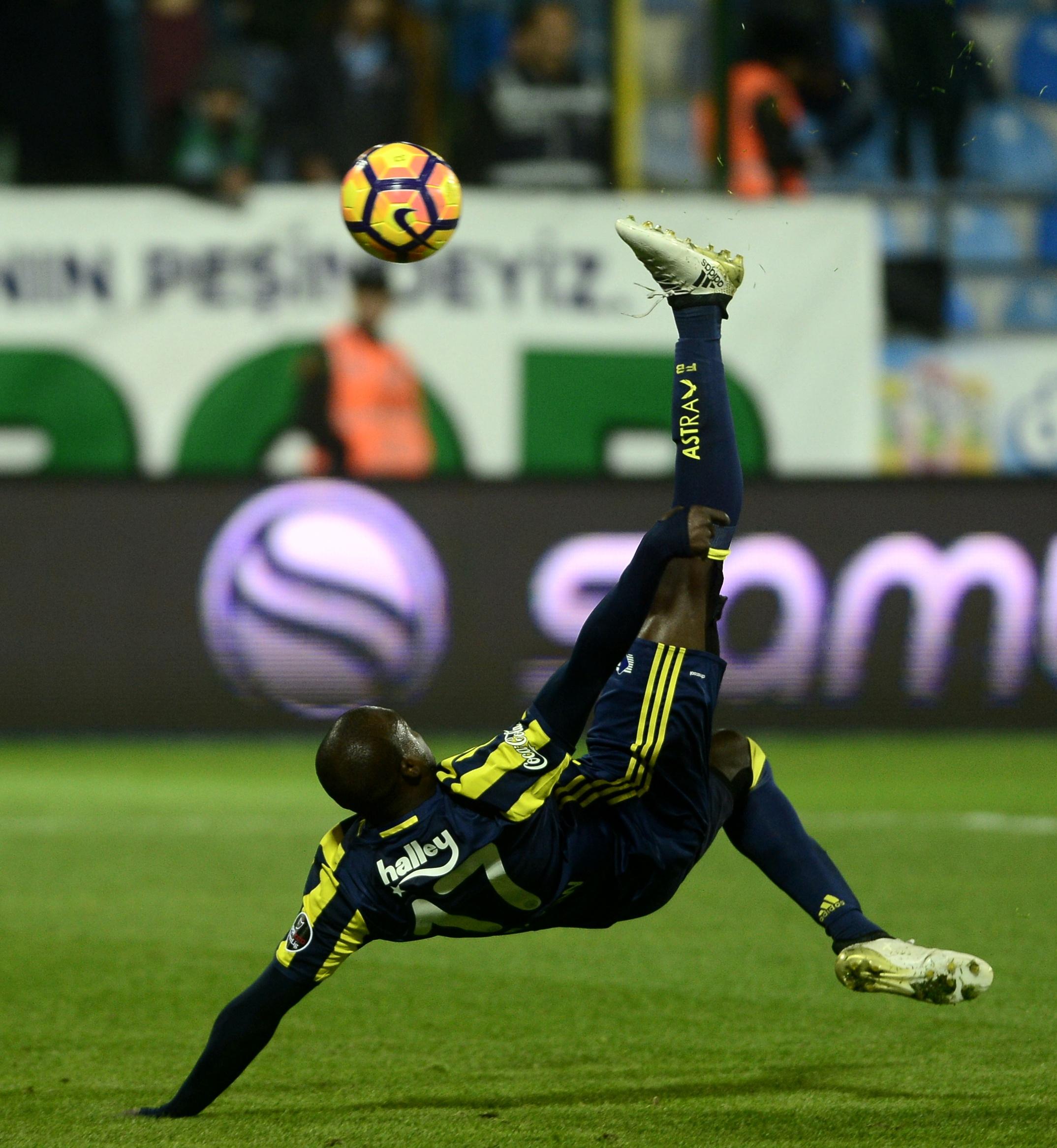Fenerbahçe'de Sow zamanı!