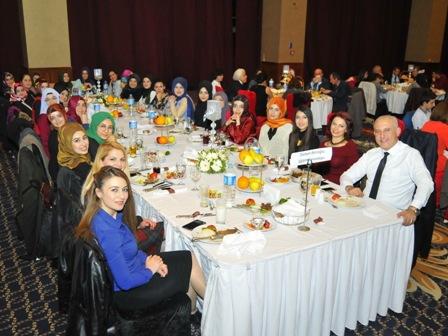 Osman Avcıoğlu'da Öğretmenler Günü Coşkusu