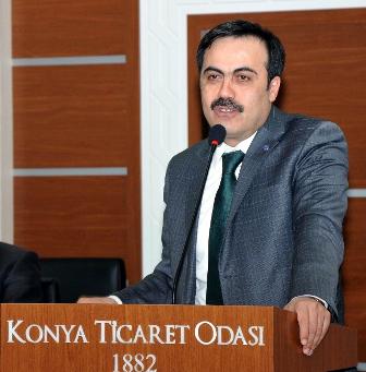 Kto Başkanı Öztürk'ten, Kosgeb Yönetimine Teşekkür