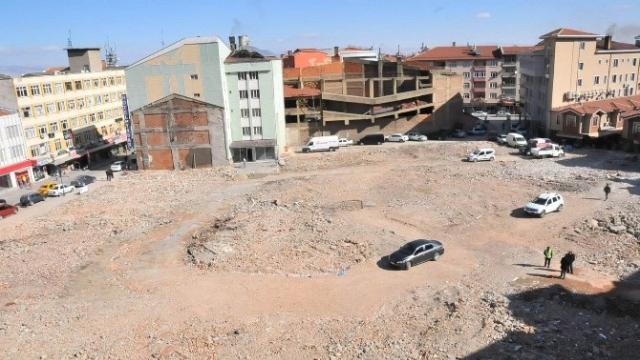 Akşehir Dudu Kadın Çarşısı'nın Yapım İşi İhalesi Tamamlandı