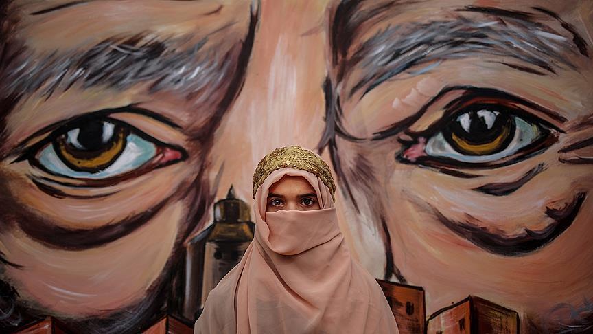 Gazze'de 'Filistin kültürel mirası' etkinliği