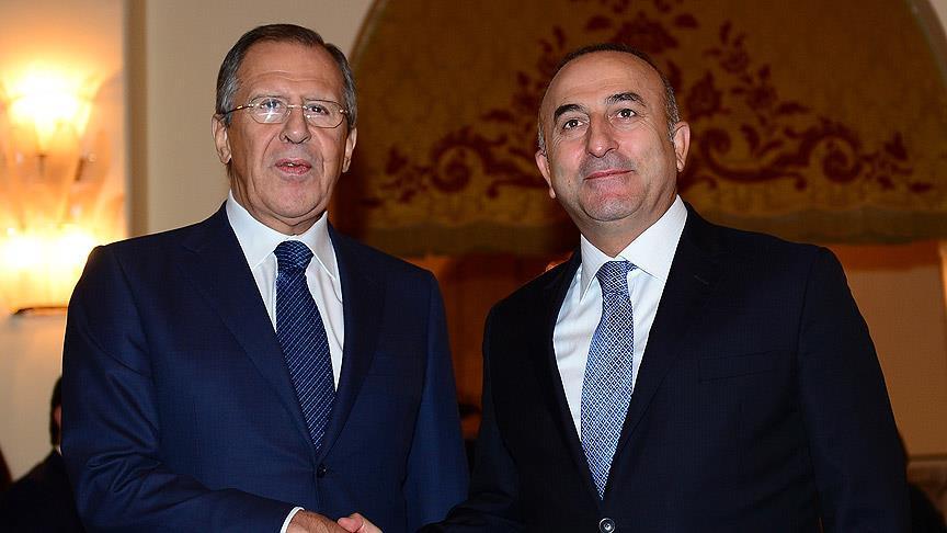 Çavuşoğlu ve Lavrov Antalya'da buluşuyor