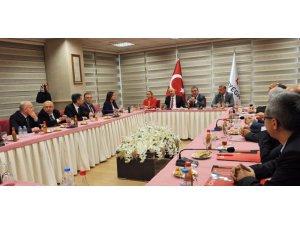 Basın Yayın ve Enformasyon İl Müdürleri Ankara'da Toplandı.